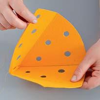 Как сделать сыр из картона